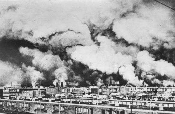 dommages de guerre seconde guerre mondiale