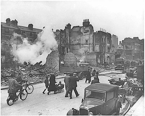 La seconde guerre mondiale au jour le jour