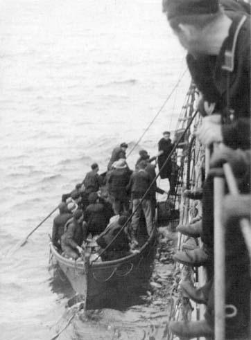 Suprématie allemande en Atlantique Nord 22-02