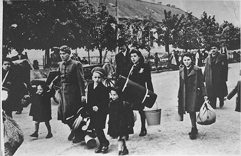 Theresienstadt Ghetto